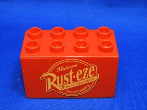 Lego Duplo Rust-eze Brick