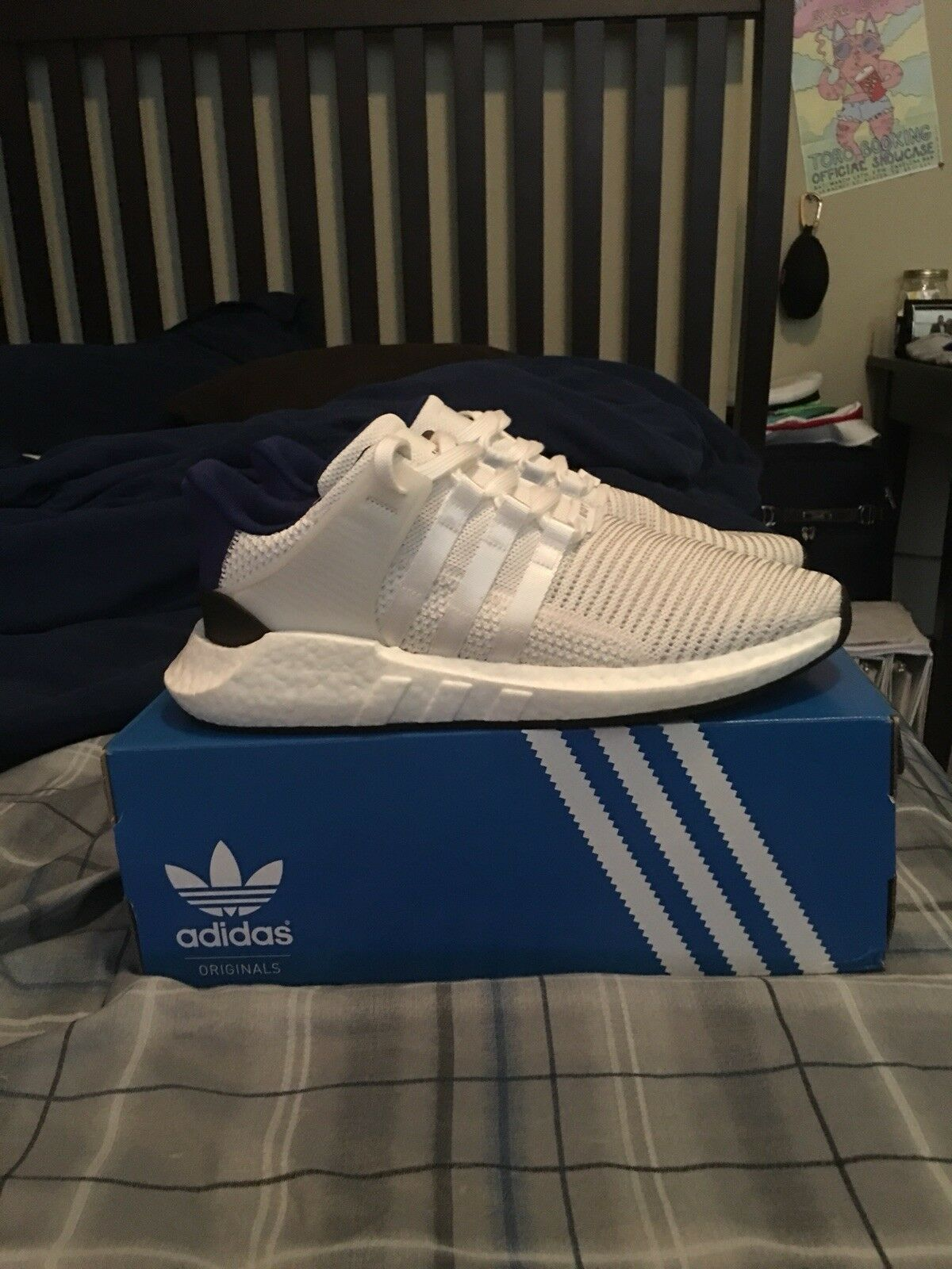 EQT Support 93 17 Size 11.5