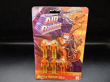 1987 vintage Hasbro AIR RAIDERS Battle Squad MOC action figure set sealed MIP !!