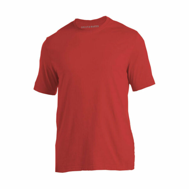Logan /& Martin Big Men/'s 100/% Cotton Polo Shirt In Various Colors From 2XL-6XLT