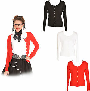 hip hop 50s shop poodle skirt sweater cardigan sock hop