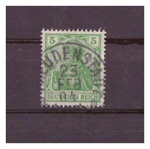Deutsches-Reich-MiNr-70-K-1-Freudenstadt-23-02-1904