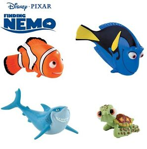 Choice of 9 different figures BULLYLAND DISNEY FINDING NEMO DORY FIGURES