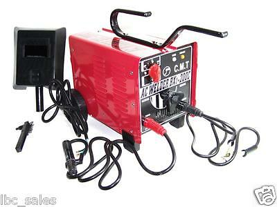 200 amp Electric Arc Welder Machine stick Rod Welding 110 and  220 volt AC Tools