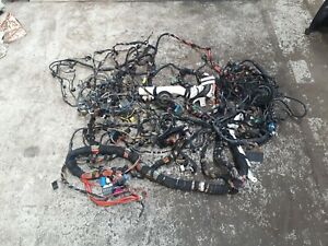 bmw z4 3.0 e85 full wiring harness / loom | ebay  ebay