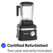 KitchenAid Pro Line Very Powerful 3.5 HP Blender  Imperial Black RKSB8270BK
