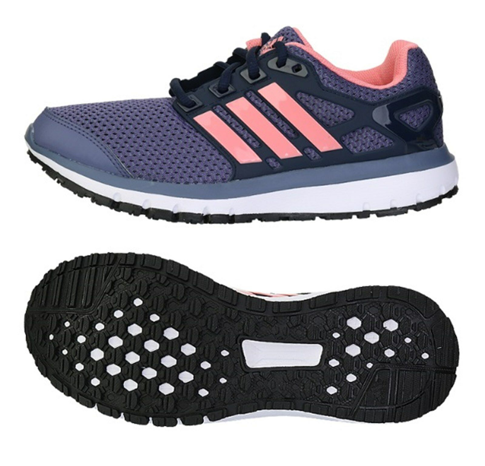 Adidas Women Energy Cloud Training shoes Running Purple Athletic Sneakers AQ4192