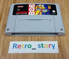 Super Nintendo SNES BOB PAL