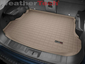 Weathertech Cargo Liner For Nissan Rogue No 3rd Row 2014