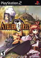Atelier Iris: Eternal Mana (Sony PlayStation 2, 2005)