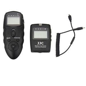 WT-868 - NX Wireless Timer Remote Samsung NX3000 EX2 NX20 NX1000 EK-GC200 mini