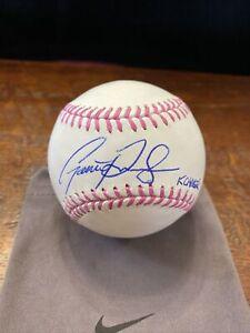 WORLD SERIES Yu Darvish CHICAGO CUBS Signed RAWLINGS OMLB Baseball PSA//DNA Autographed Baseballs