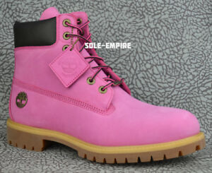 Timberland-6-Inch-Premium-Boot-TB0625A-Pink-Cancer-Awareness-NEW-IN-BOX-SALE-6-034