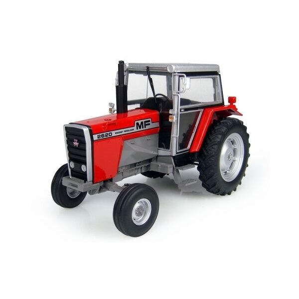 4106 Universal Hobbies Massey Ferguson 2620 2wd tractor BOXED 1 32 New