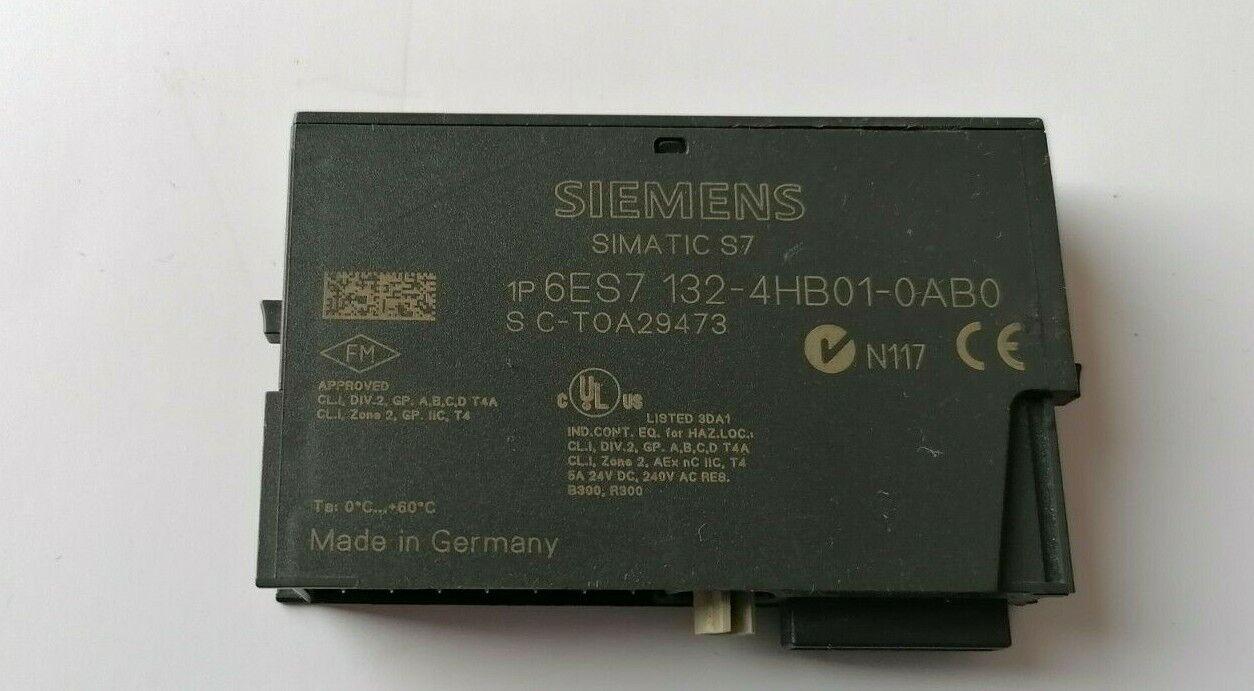 1PC NEW IN BOX Siemens 6ES7132-4HB01-0AB0 6ES7 132-4HB01-0AB0 #OH019