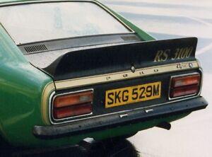 Ford-Capri-Mk-1-RS3100-Rear-Boot-Spoiler-Ducktail-GRP-NEW-G015