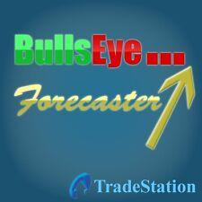 BullsEye Forecaster:  LEADING INDICATOR for Tradestation.   Perfect for Forex!!!