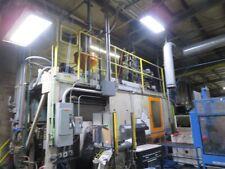 Cincinnati Milacron E90 D 5c Dual 5 Blow Molder Molding Machine 29fml