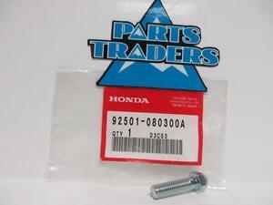 BOLT  CAP 8X30 Honda 92501-08030-0A