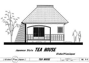 Image Is Loading Old Style Anese Traditional House Plan Tea