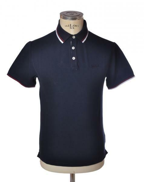 Woolrich  -  Polo - Male - Blau - 1971013A183711