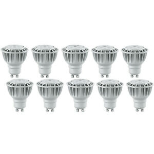 10er-Set-EGLO-11191-LED-Reflektor-6-5W-ca-30W-GU10-Warmweiss-Dimmbar-Longlife