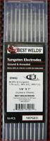 E3 .040 X 7 Ground Tungsten Electrodes Pkg/10 Replaces 2% Thoriared Tungsten