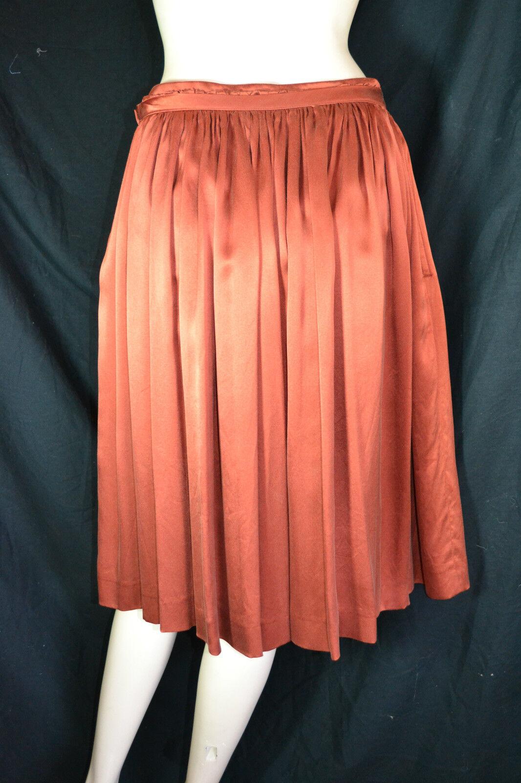 NEU VIKTOR & & & ROLF Rock skirt  jupe NEU Gr. 36   S NEW   100% Seide silk soie 1af71e