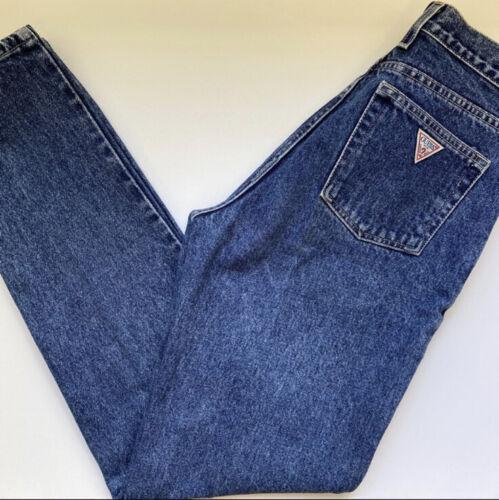 Vintage Guess Medium Wash Jeans Size 29