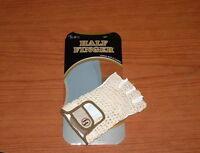 2-pak Women's Half Finger Golf Glove Cool & Light Choice Of Sizes