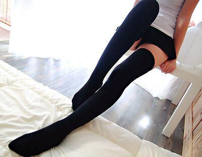 Japanese Japan School Girl Uniform Cosplay Costume Necessary Black Stockings