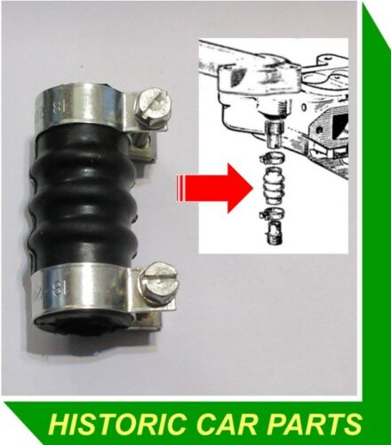 VANDEN PLAS 1100 1300 1964-74 Cylinder Head to Water Pump BY-PASS HOSE KIT