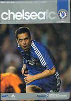 Chelsea v Bolton Wanderers - Premiership - 28/4/2007 - Football Programme