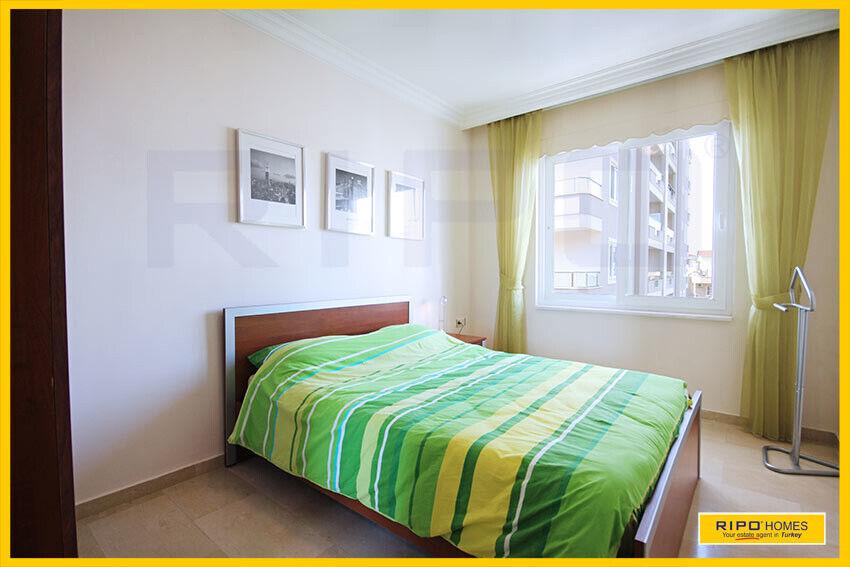 Alanya Mahmutlar - Rigtig flot lejlighed i et s...