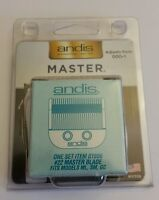 Andis Master Replacement Blade Adjust From 000-1 Model 01556