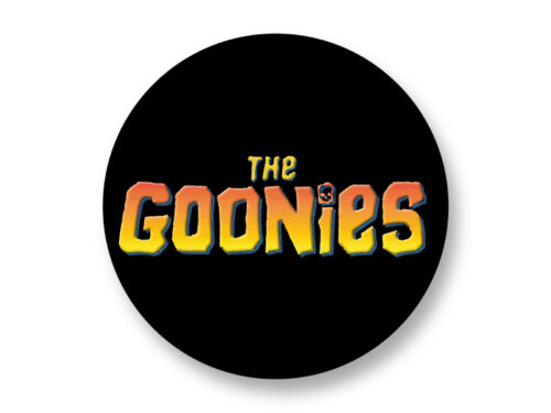 Pin Button Badge Ø38mm The Goonies The Best 80/'s Movies Film Cinema
