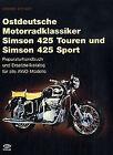 Ostdeutsche Motorradklassiker von Erhard Werner