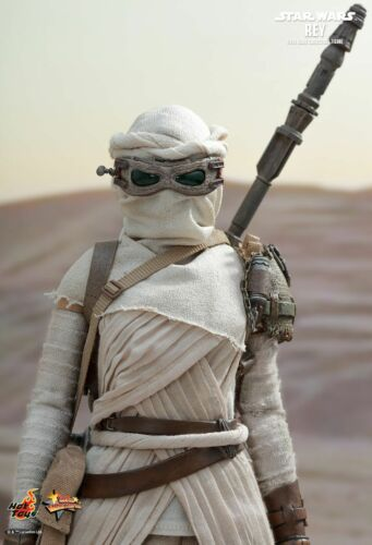 HOT TOYS Star Wars Rey Tinted Goggle MMS336 Fit 1//6 12 in environ 30.48 cm échelle femelle