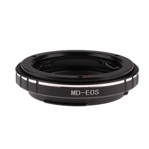 Minolta MD MC Lens to EOS Camera Body Macro Adapter Ring