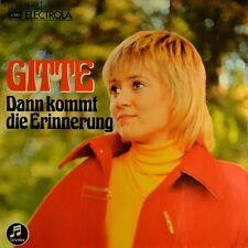 """7"""" GITTE Morgen ist es wieder Montag CV JESSICA JONES Sunday Monday Tuesday 1973"""