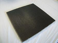 "12/""x10/""x .375/"" 1//4/"" Cell Aluminum Honeycomb Grid Core Mesh"