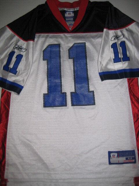 Drew Bledsoe  11 Buffalo Buffalo Buffalo Bills NFL Reebok Trikot Med M Herren  | Economy  65fdf7