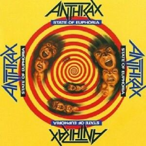 Anthrax-State-of-Euphoria-CD-10-tracks-hard-039-n-039-heavy-thrash-metal-nuovo