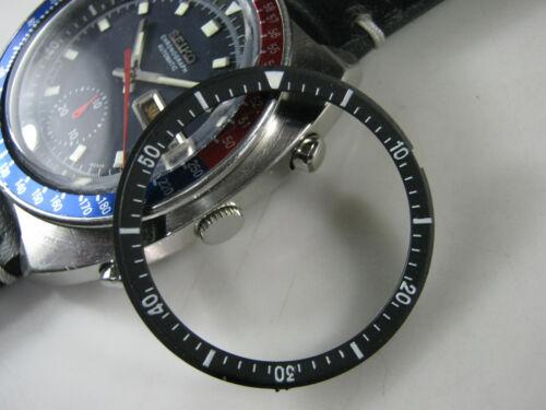 NEW POGUE 6139-6002 BLACK Rotating Minute Track