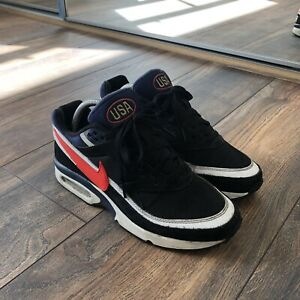 Dettagli su Nike AIR MAX BW Premium OLYMPIC Taglia 6 USA mostra il titolo originale
