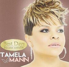 Tamela Mann - Best Days - Deluxe - New Factory Sealed Cd