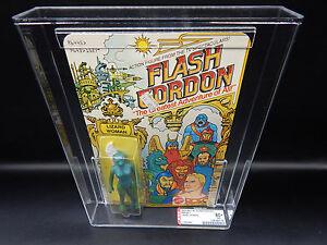 Afa 80 1979 Figurine Moc Scellée Moc Scellée De Mattel Flash Gordon Lizard