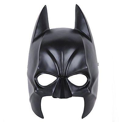 BATMAN Dark Knight Maske hochwertige QUALITÄT - handbemalt aus Kunst-Harz 500g