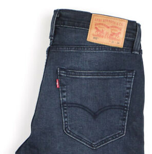 Levi-039-s-Strauss-amp-Co-Hommes-512-Slim-Jeans-Extensible-Taille-W31-L34-APZ988