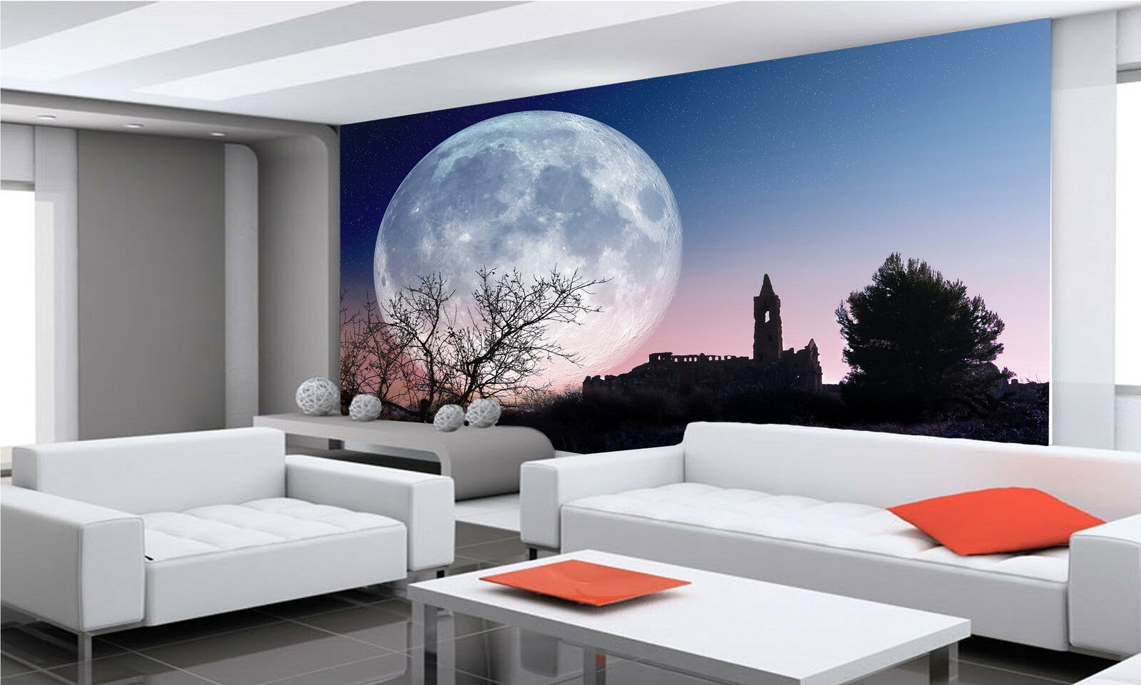 Mysterious Landscape  Wall Mural Photo Wallpaper GIANT DECOR Paper Poster